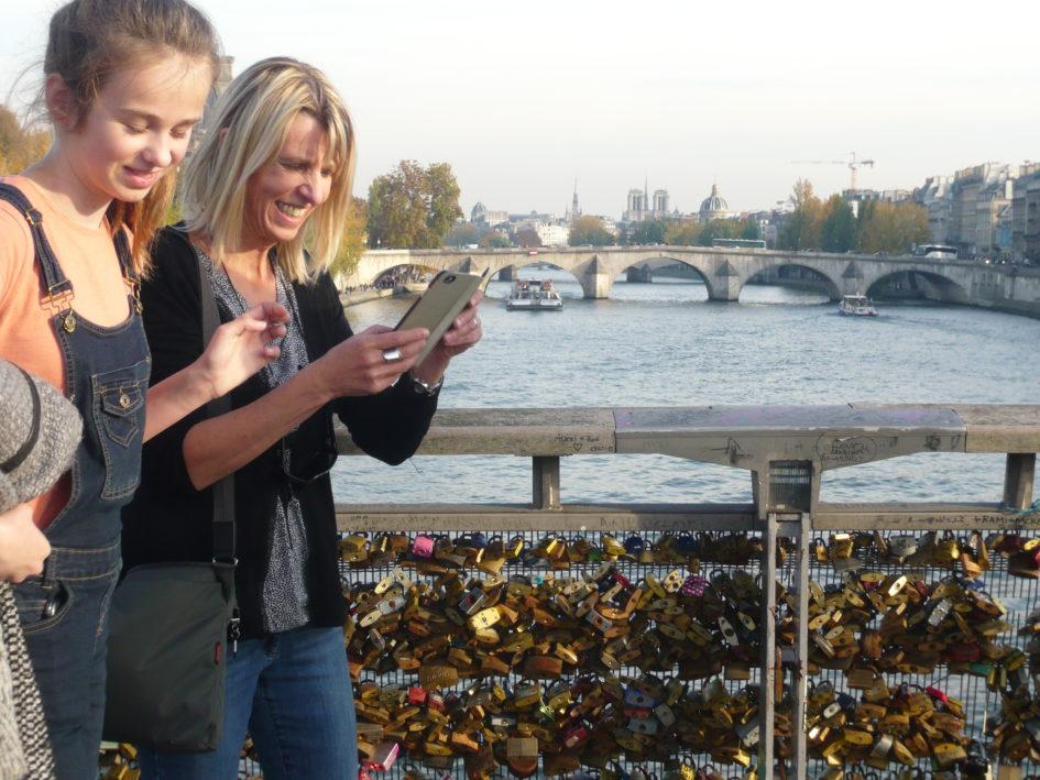 Detour app - Parijs