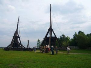 Trebuchets in Denemarken
