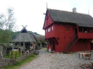 Middelaldercentret in Denemarken