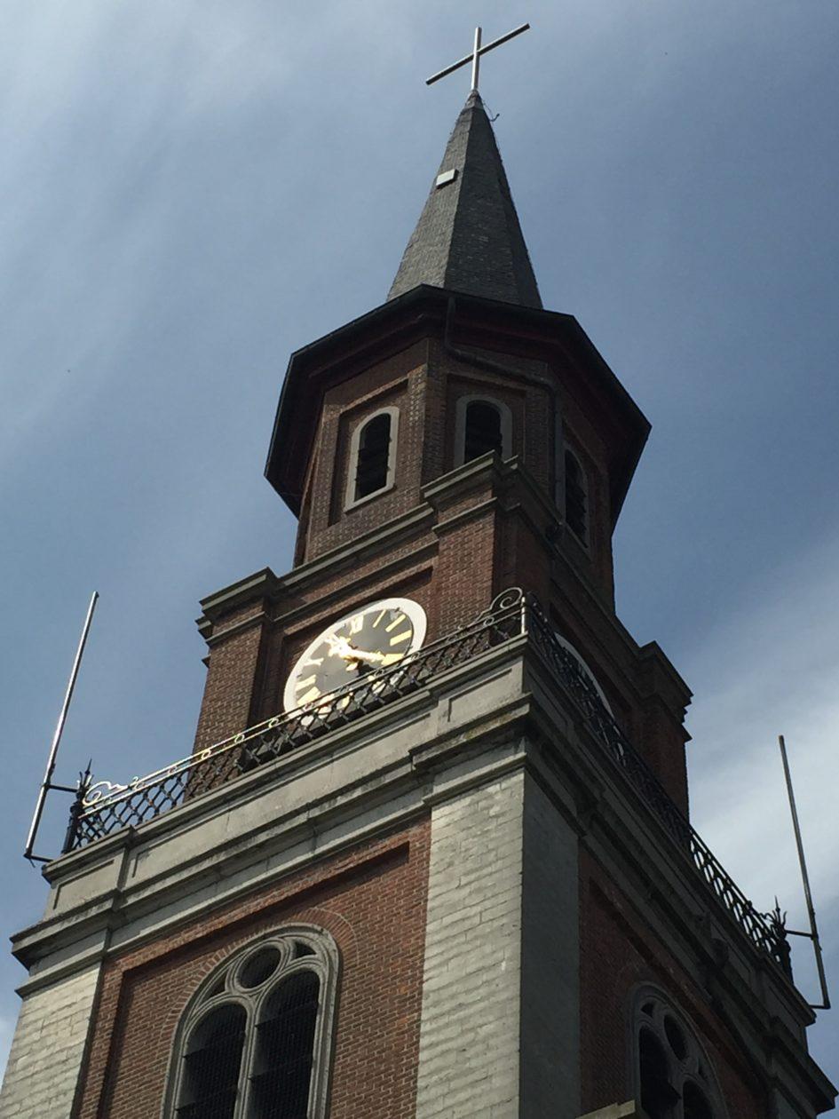 Kerkje in Doel