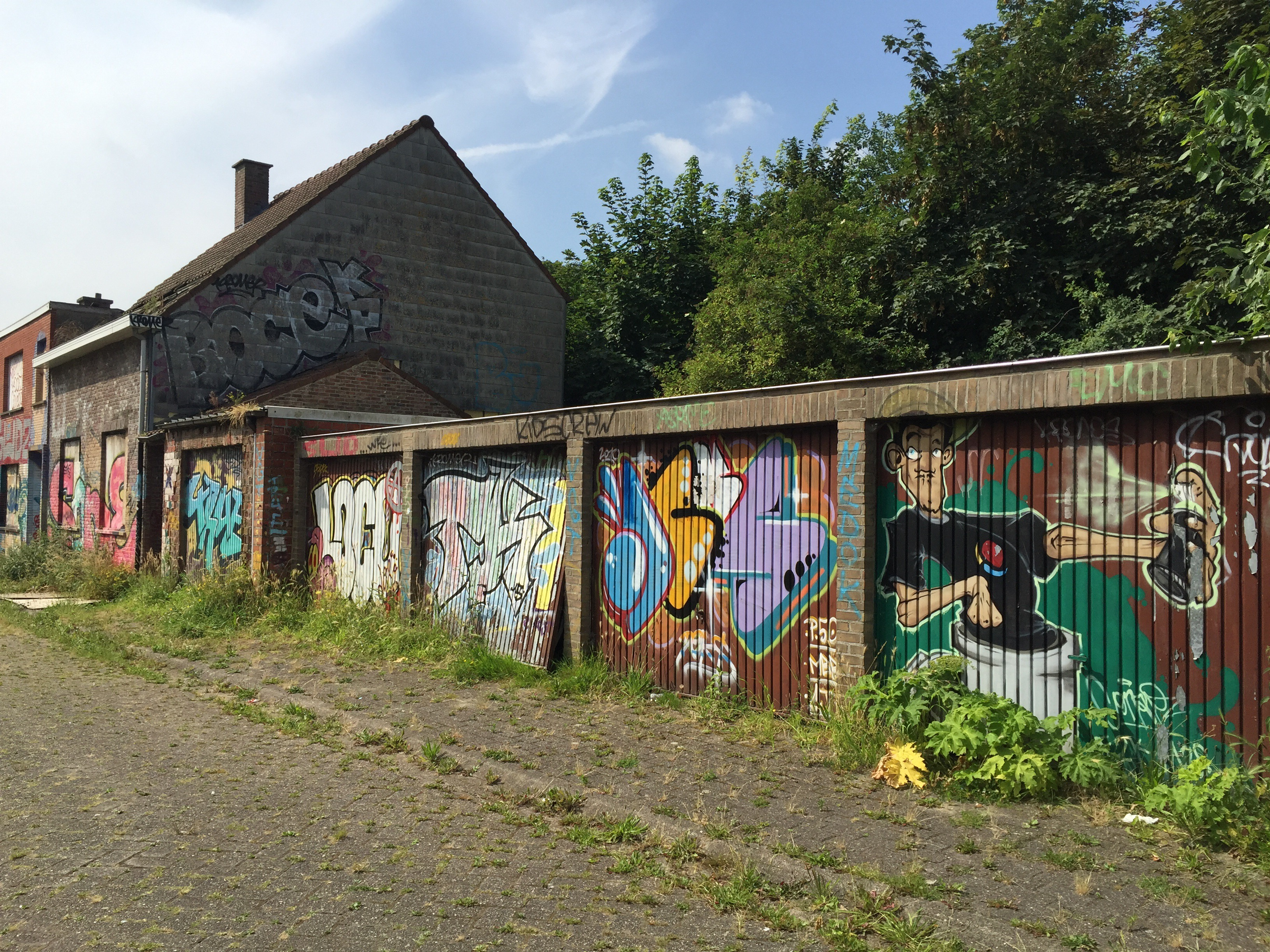 staart in Doel