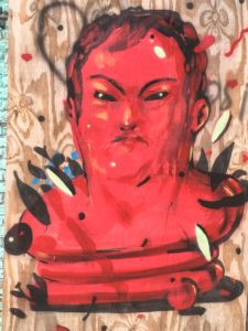 Graffiti - Doel
