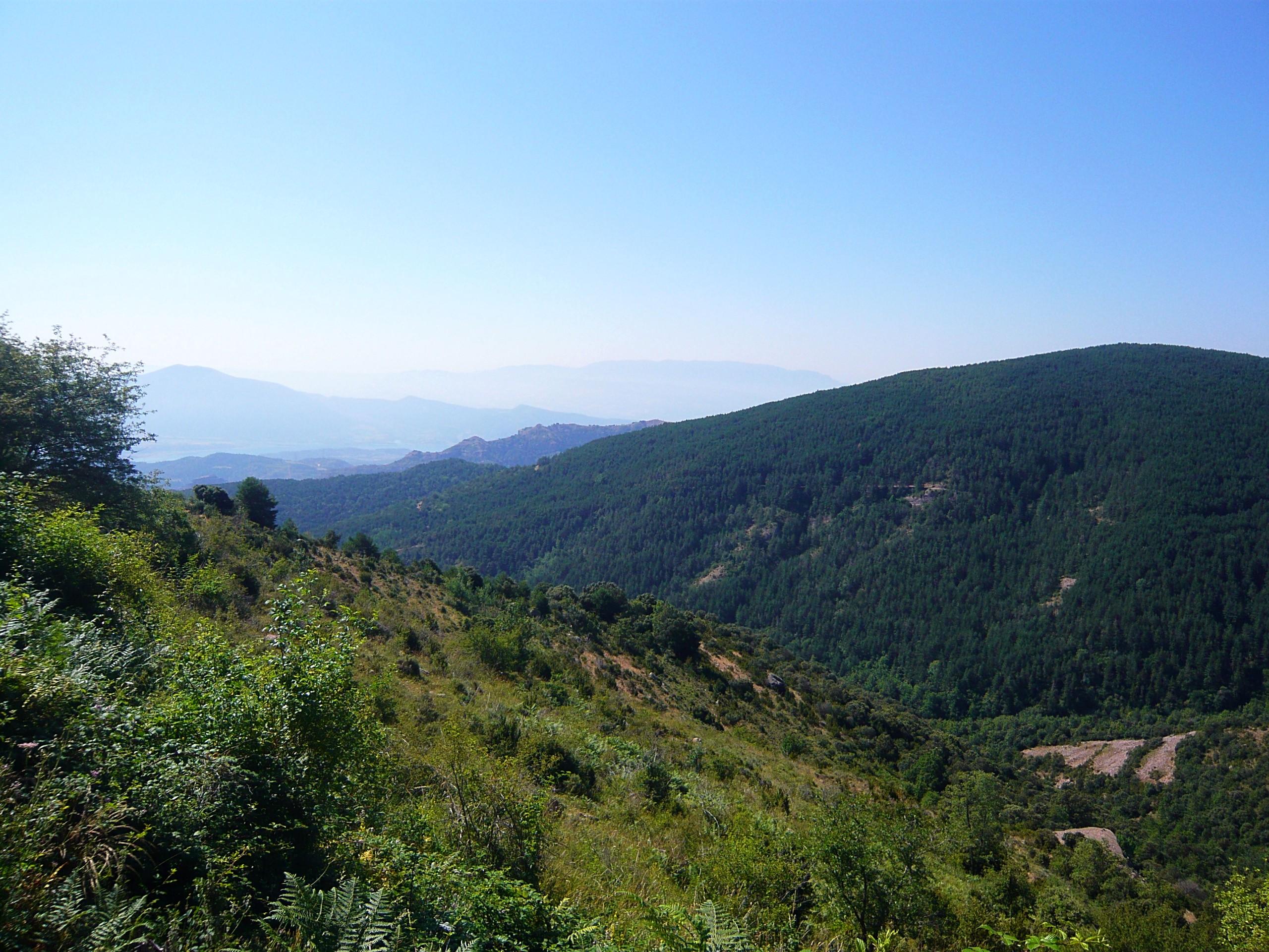 Trail vanuit Cervoles