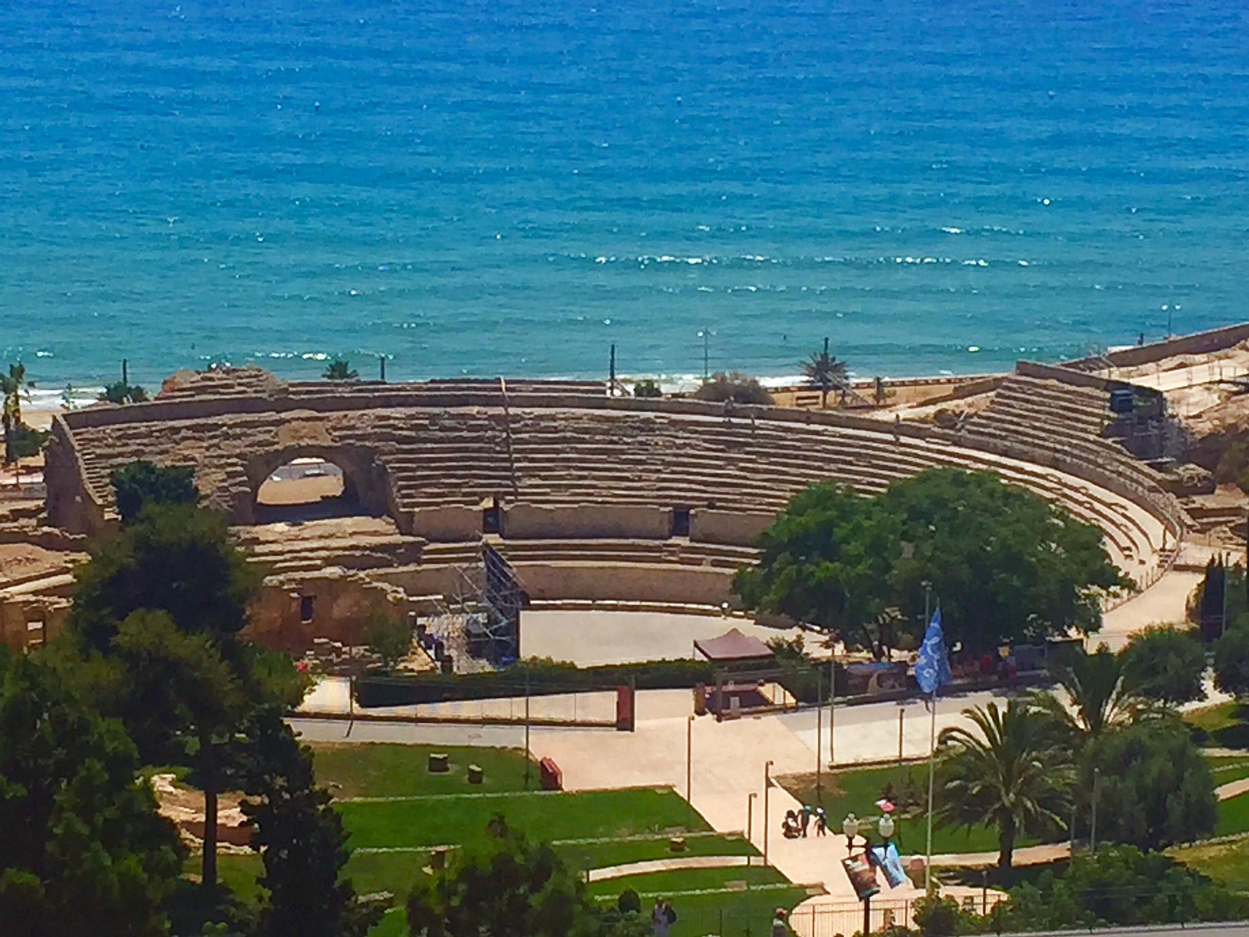 Amfitheater in Tarragona