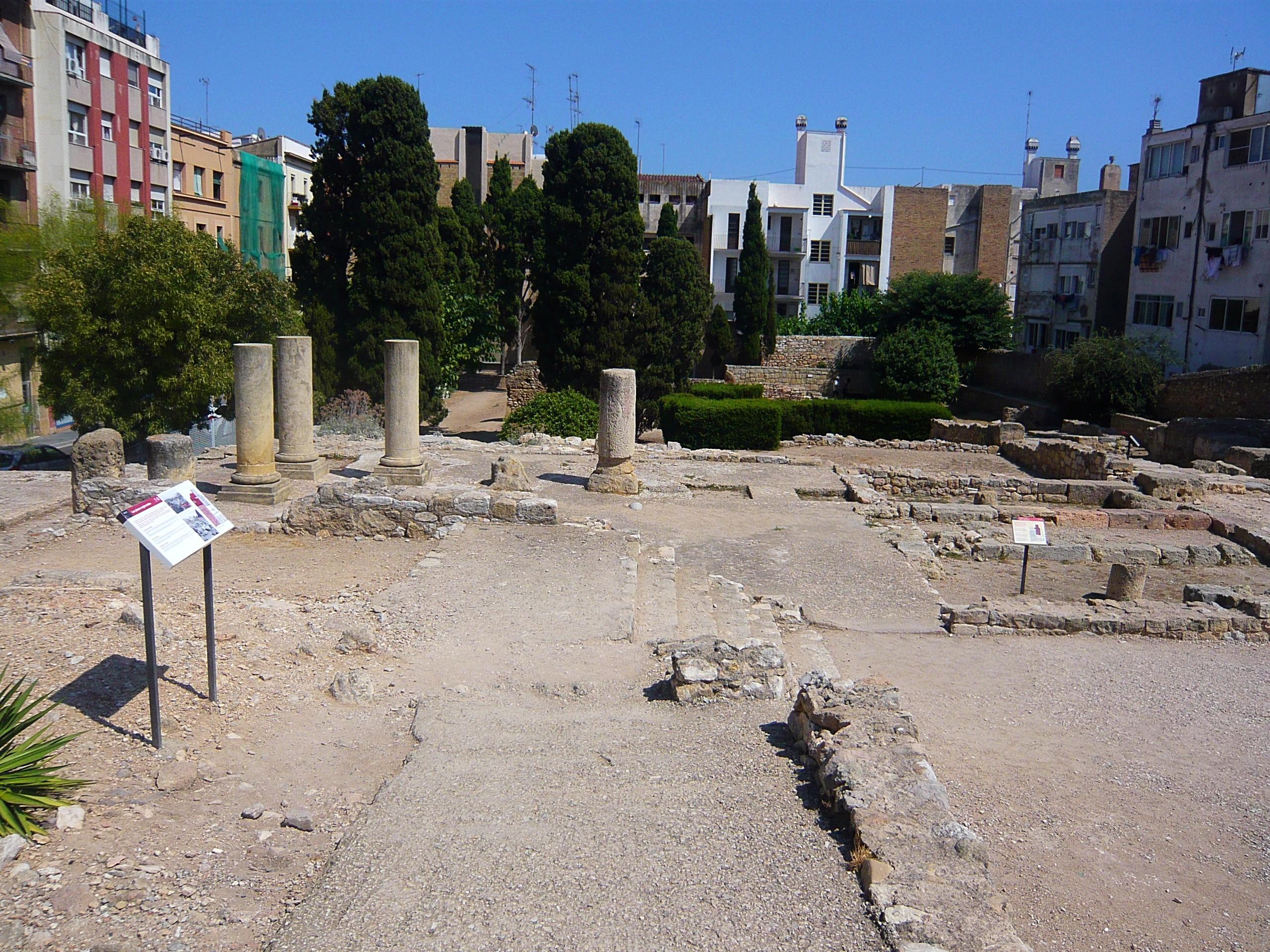 Romeinse lokaal forum