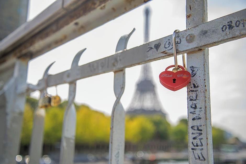Parijs citytrip