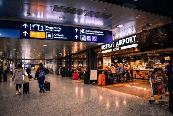 FLIO - airport app