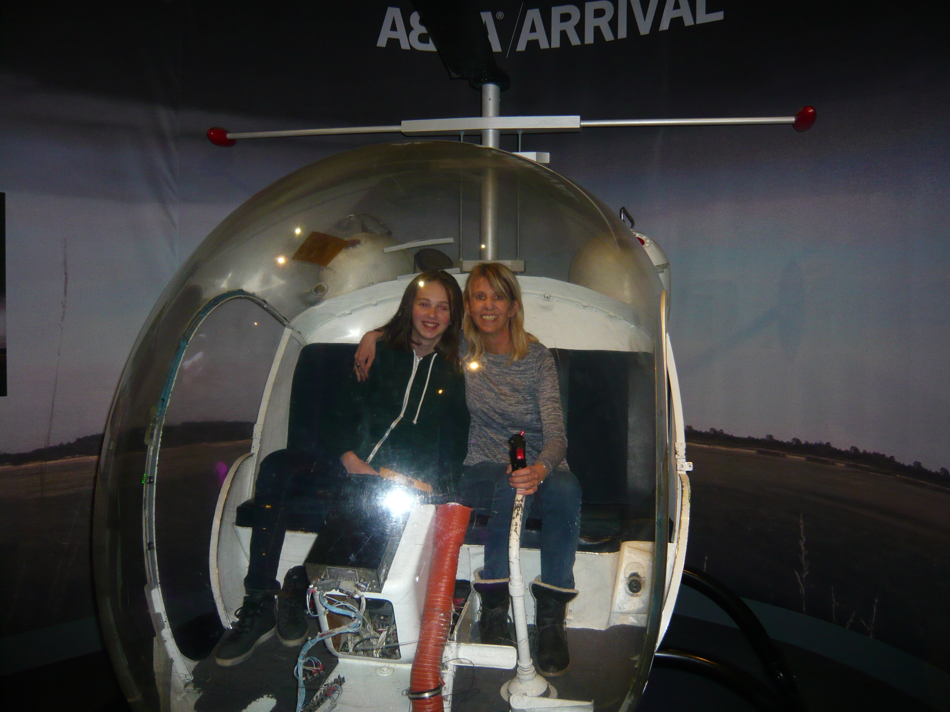 Helicopter ABBA Museum