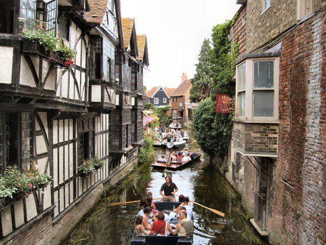 Riverboat Tours in Canterbury