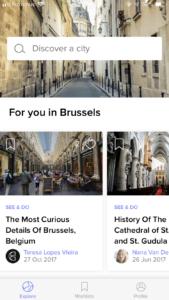 Homepage Culture Trip