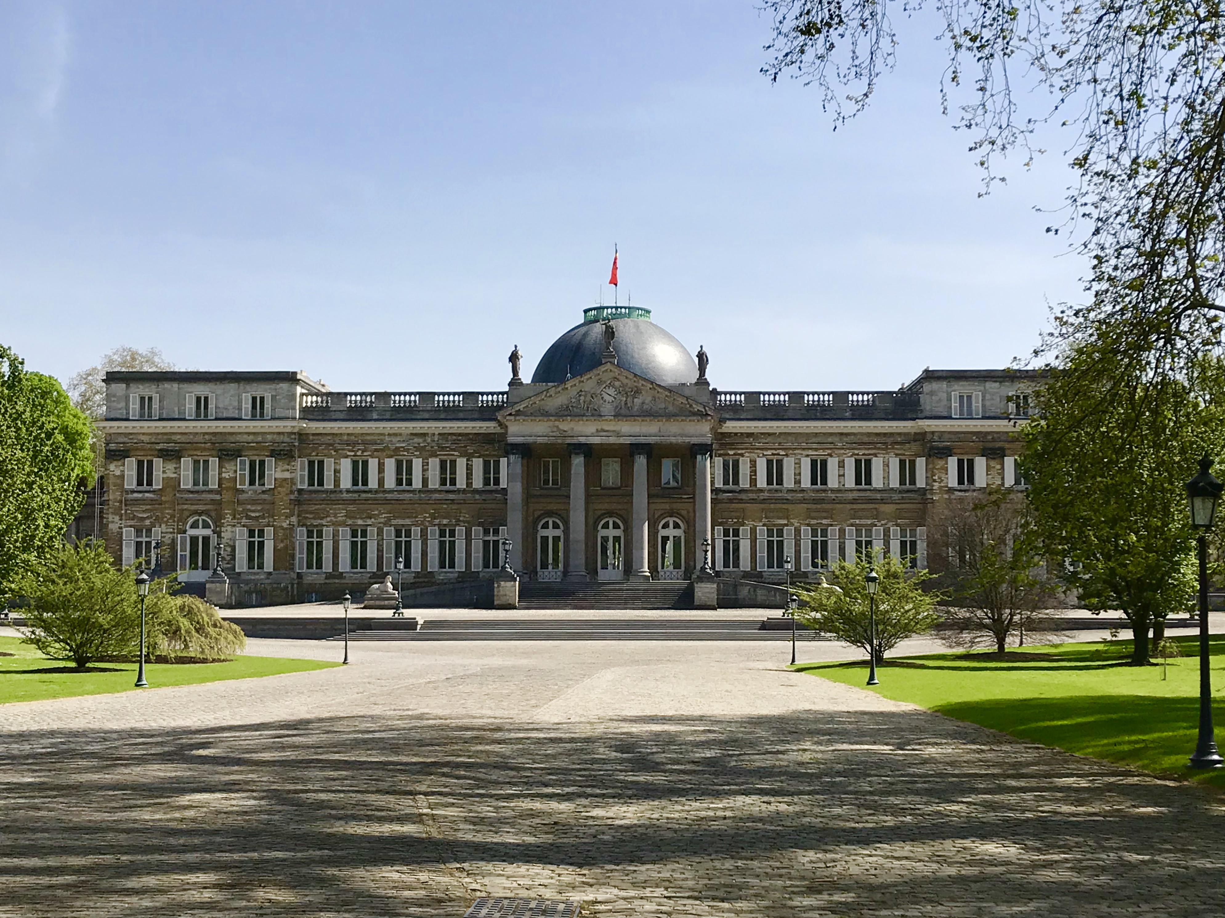 Koninklijk Paleis in Laken