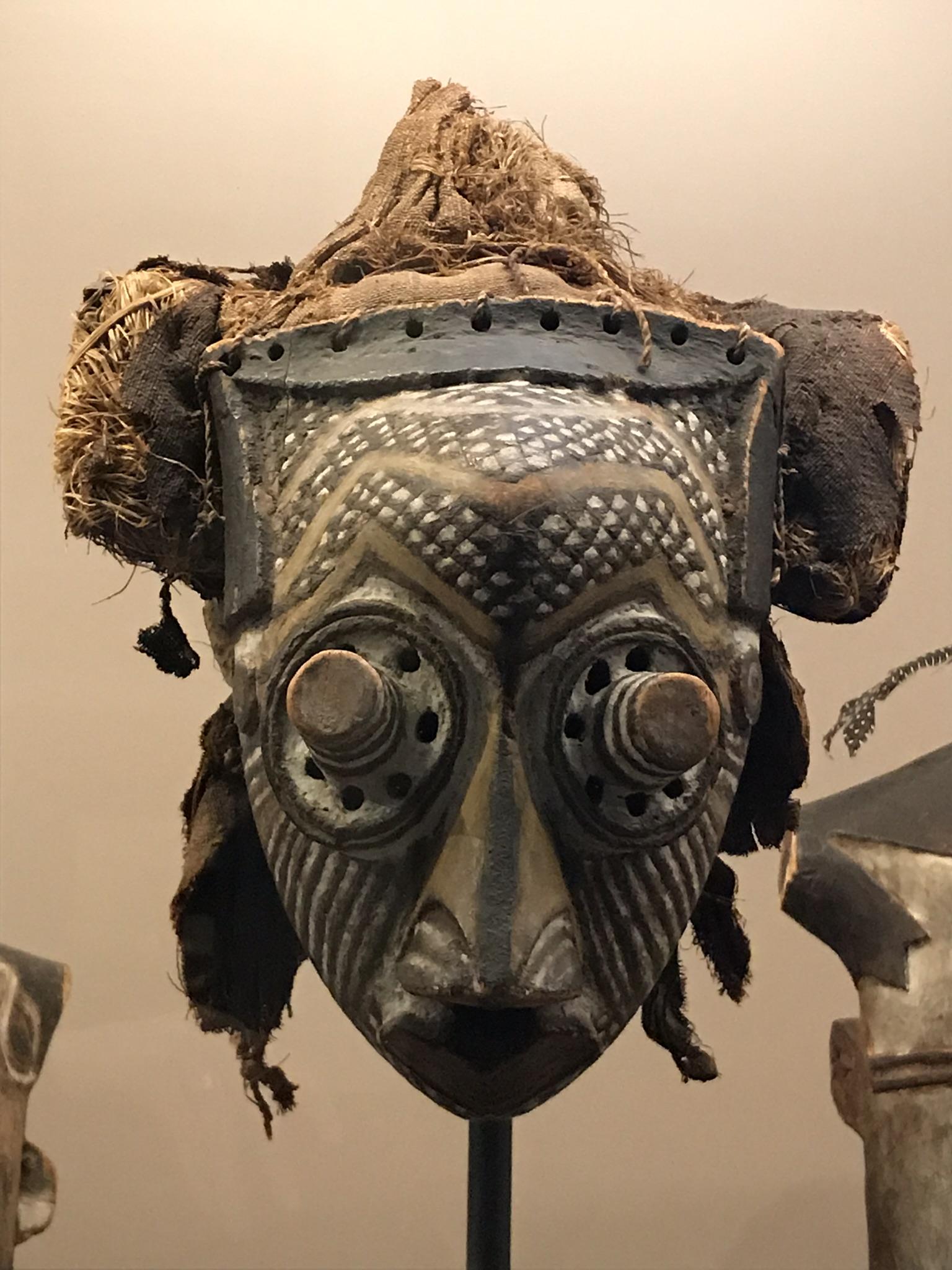 KMMA - AfricaMuseum - masker