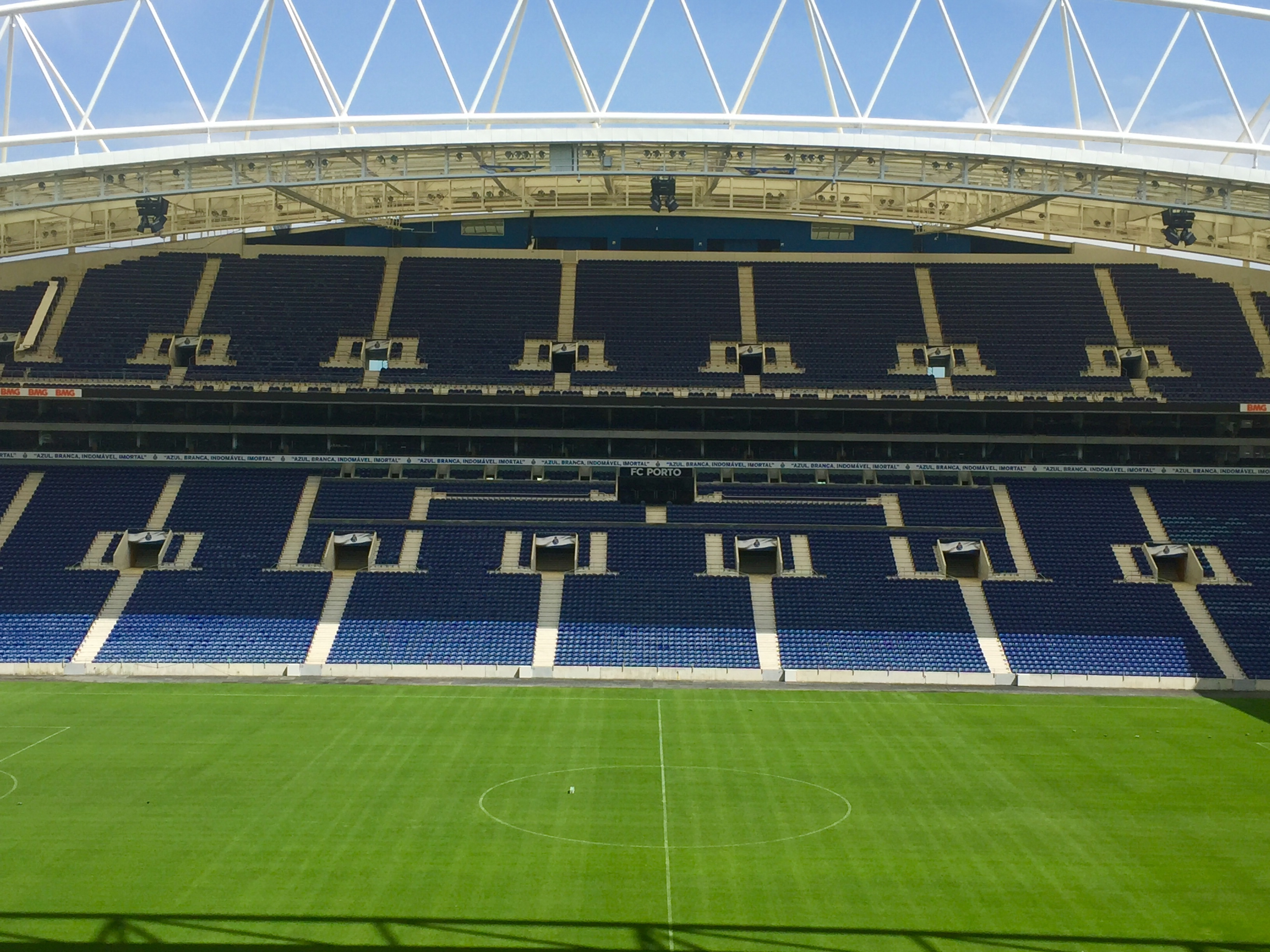 Estádio do Dragão in Porto