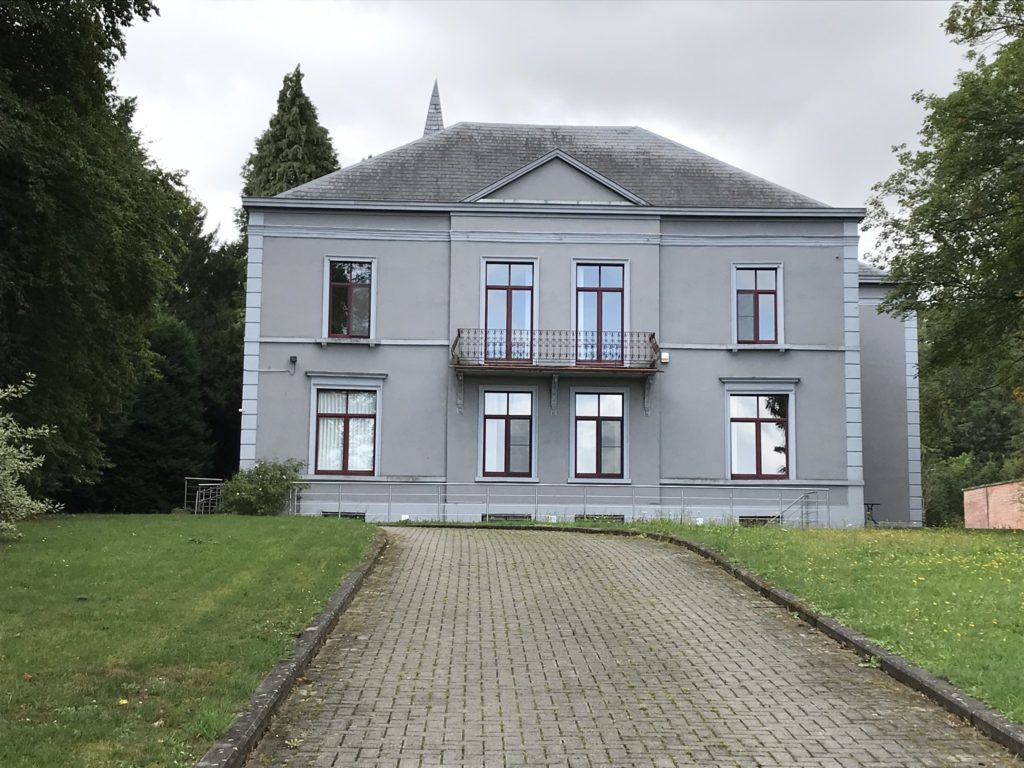 Bois-du-Luc: directeurswoning