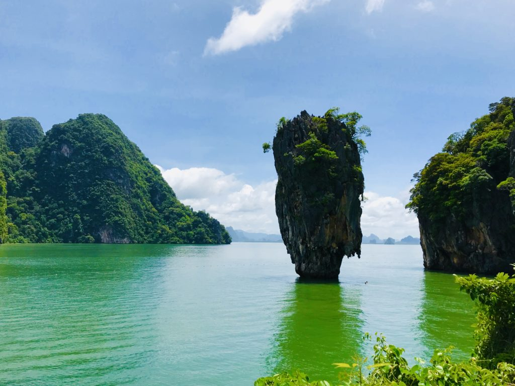 Phang Nga Bay - James Bond eiland