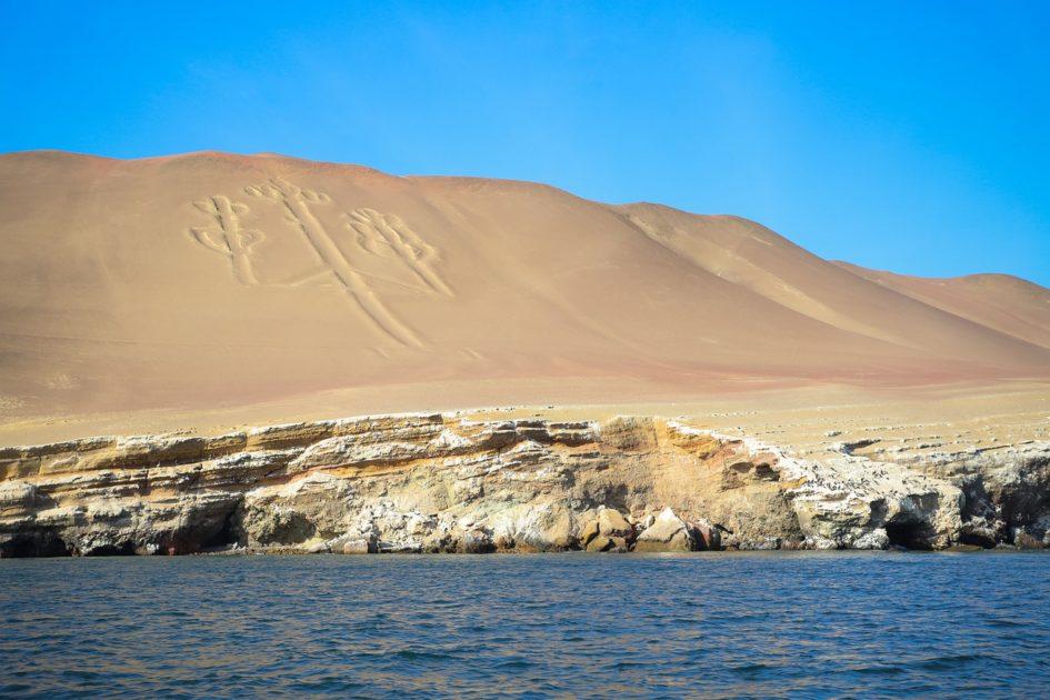 Nazca-lijnen in Peru