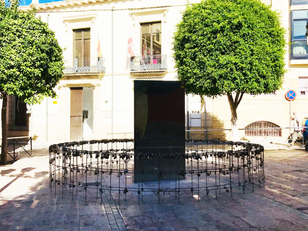 De liefdesslotjes in Almería