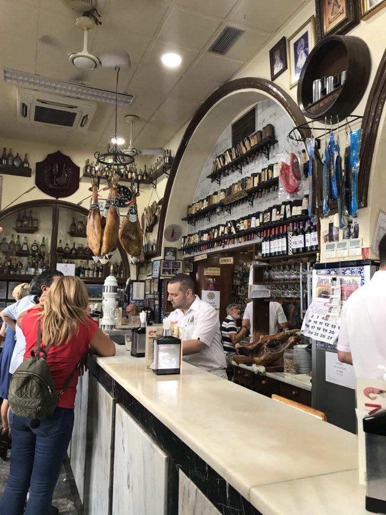 Casa Puga: de oudste tapabar van Almería