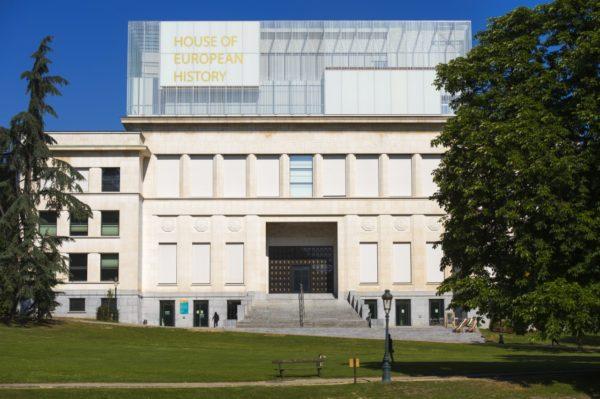 Huis van de Europese Geschiedenis - Eastmangebouw