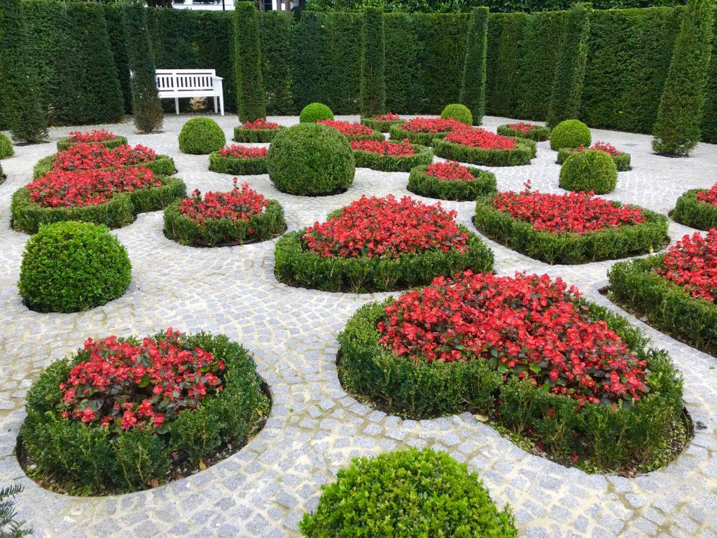 De tuin van het hart. Het Van Buuren Museum
