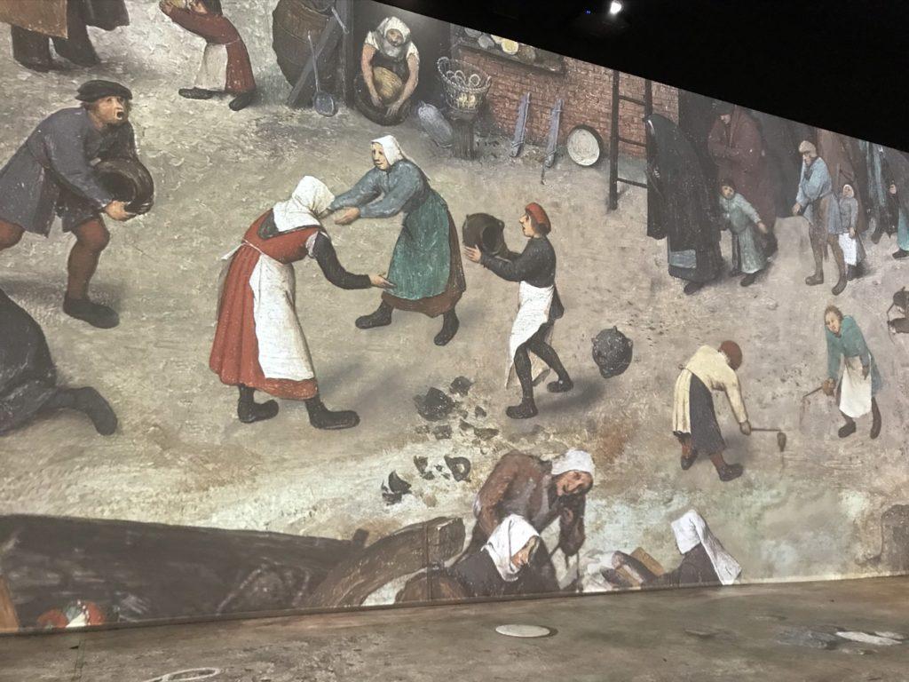 Beyond Bruegel: 360-beleving van een boerentafereel