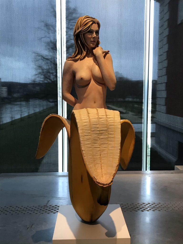 Chiquita Banana van Mel Ramos