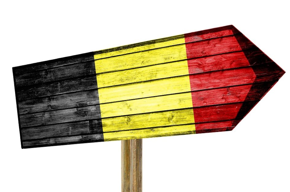 Op stap in België