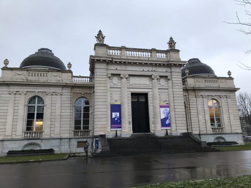 La Boverie in Luik
