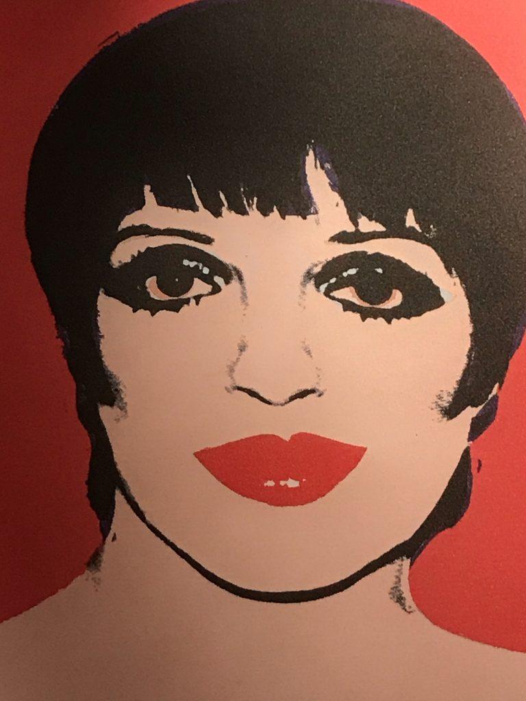 Liza Minelli - Andy Warhol