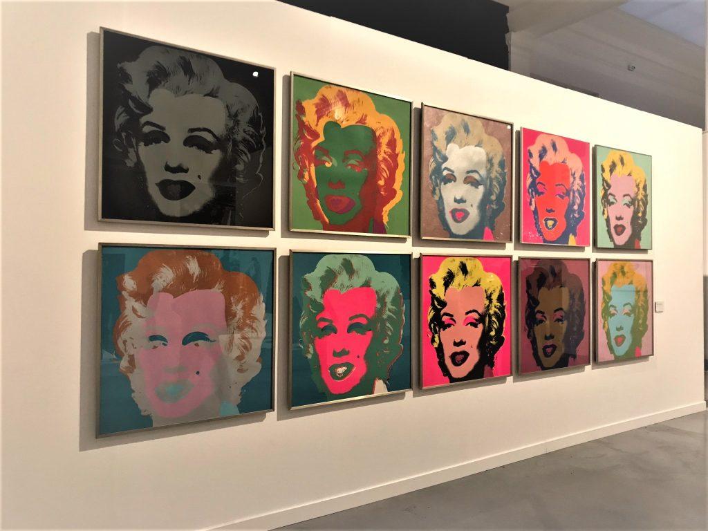 Marilyn Monroe - Andy Warhol
