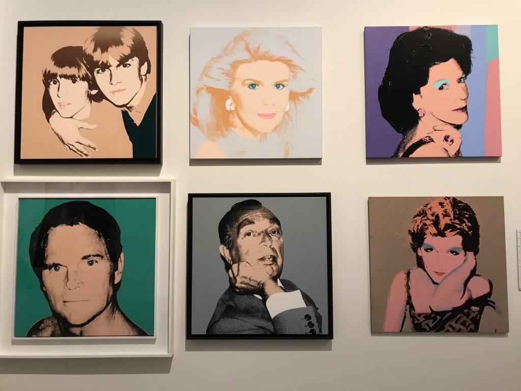Portretten - Andy Warhol
