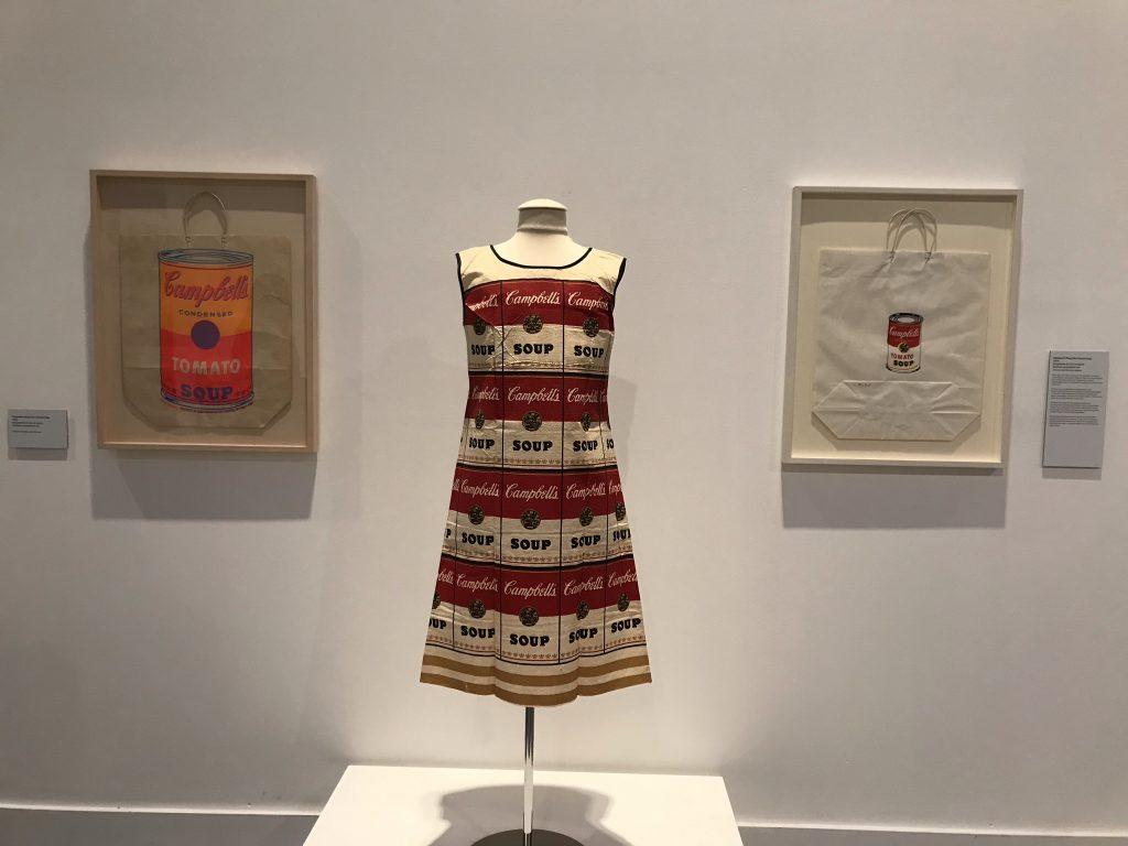 Textielbedrukking - Andy Warhol
